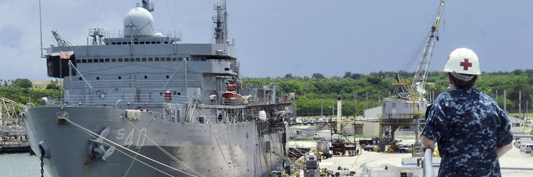 USS Emory S. Land to be homeported in Guam