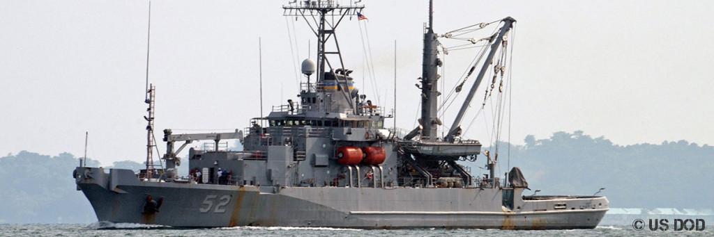 Photo USNS Salvor (T-ARS 52)