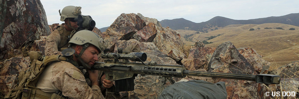 Photo Co A, 1st Recon Bn