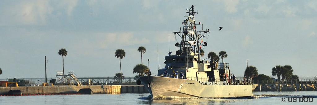Photo USS Zephyr (PC 8)