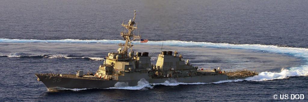 Photo USS Stout (DDG 55)