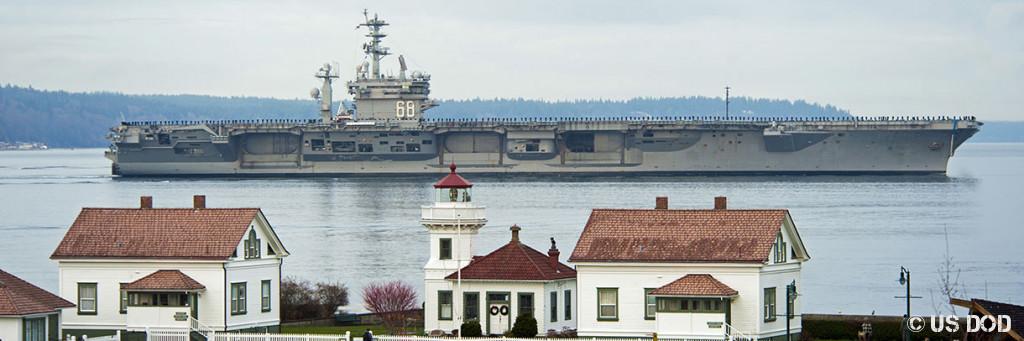 Photo USS Nimitz (CVN 68)
