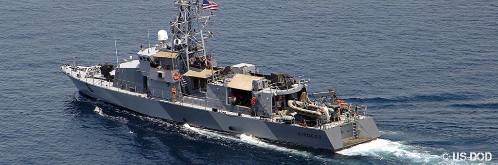 Photo USS Sirocco (PC 6)