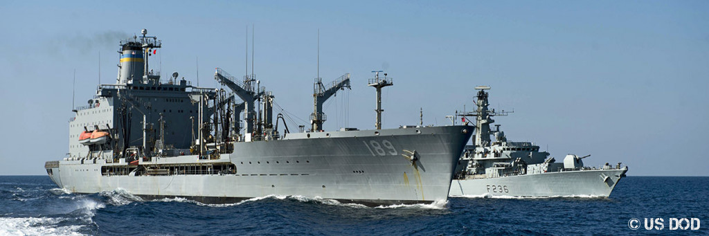 Photo USNS John Lenthall (T-AO 189)