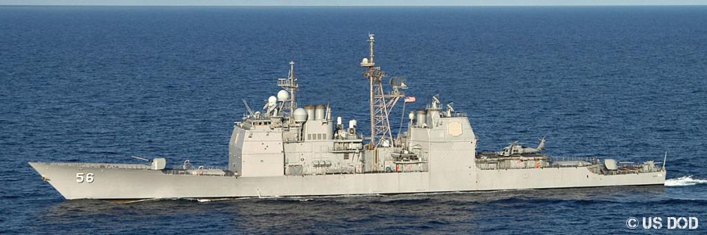 Photo USS San Jacinto (CG 56)