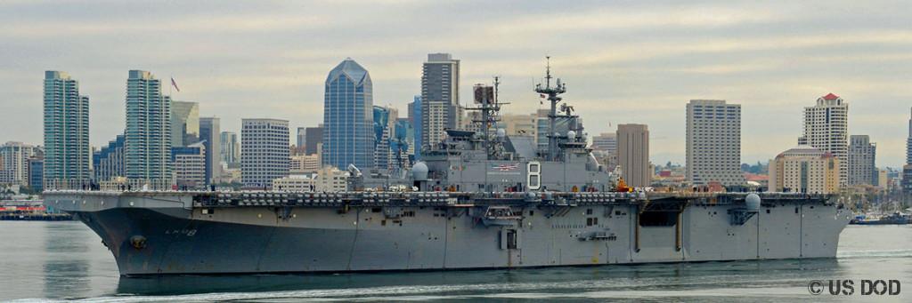 Photo USS Makin Island (LHD 8)
