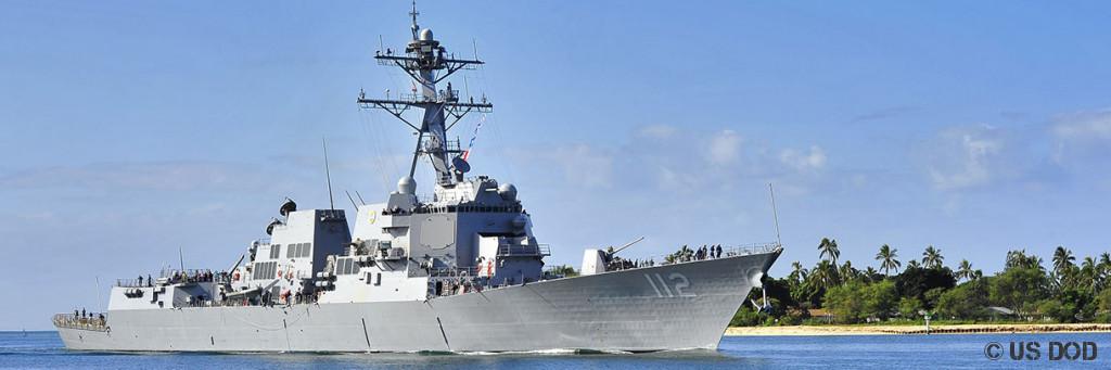 Photo USS Michael Murphy (DDG 112)