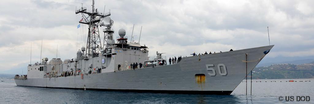Photo USS Taylor (FFG 50)