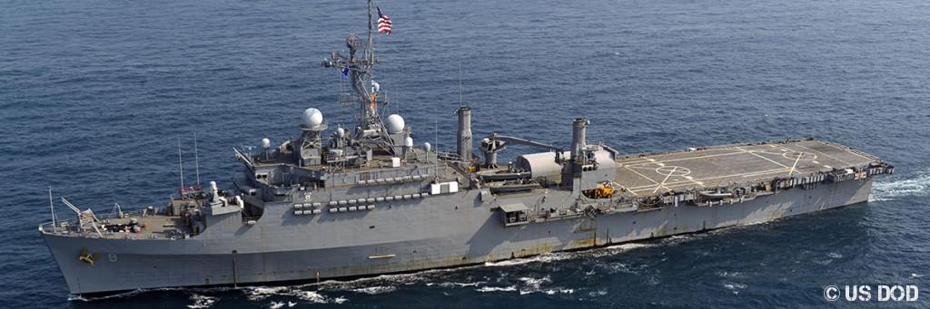 Photo USS Denver (LPD 9)