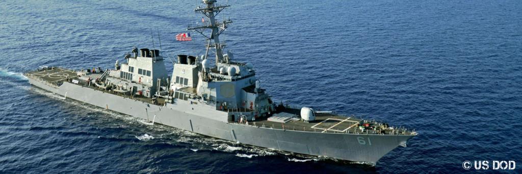 Photo USS Ramage (DDG 61)