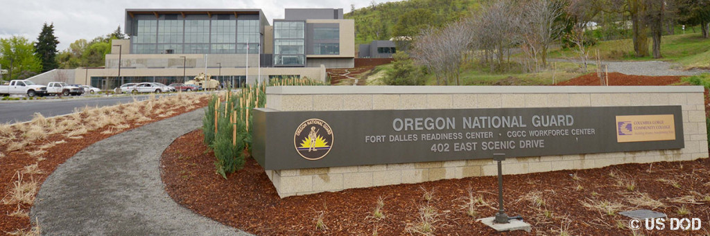 Photo Fort Dalles Readiness Ctr