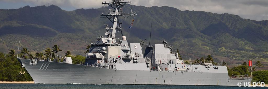 Photo USS Spruance (DDG 111)