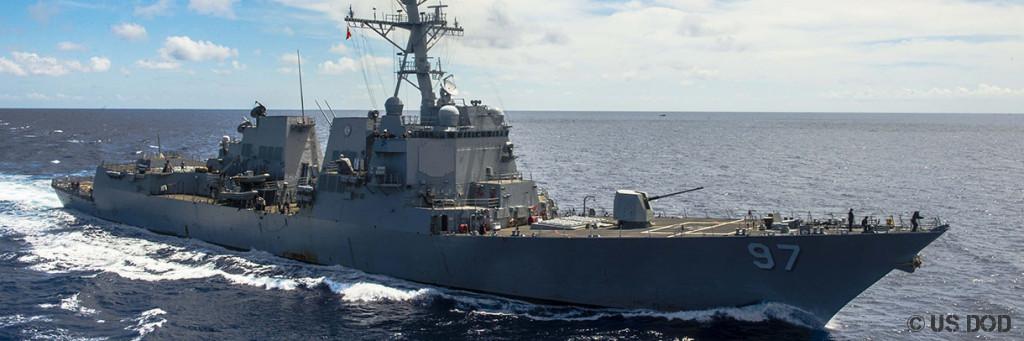 Photo USS Halsey (DDG 97)