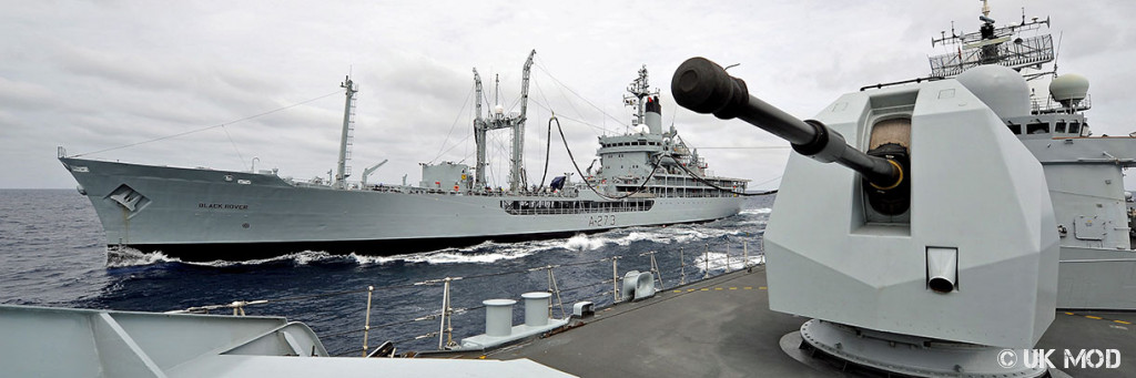 Photo RFA Black Rover (A 273)