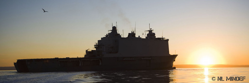 Photo HNLMS Johan de Witt (L 801)