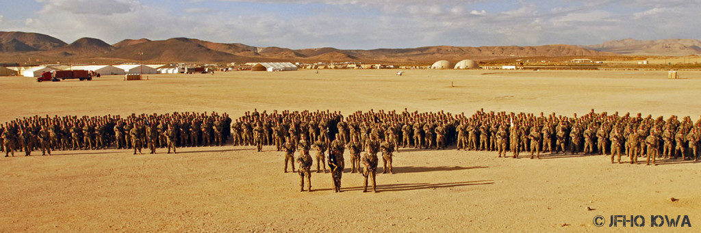 Photo 1st Bn, 133rd IN