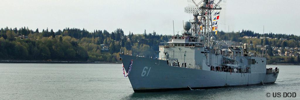 Photo USS Ingraham (FFG 61)