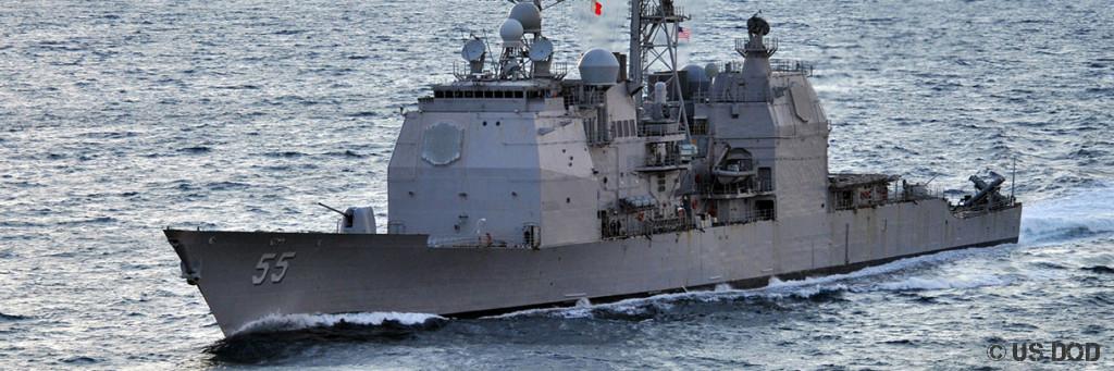 Photo USS Leyte Gulf (CG 55)