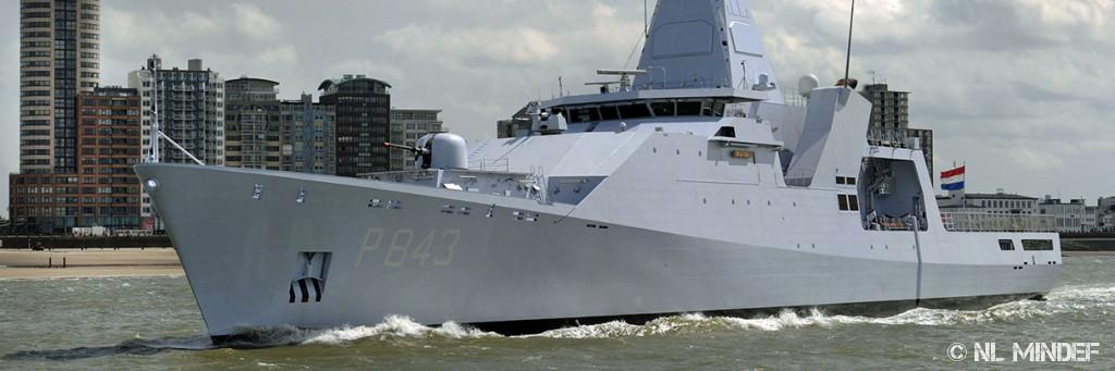 Photo HNLMS Groningen (P 843)