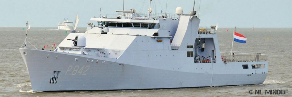 Photo HNLMS Friesland (P 842)