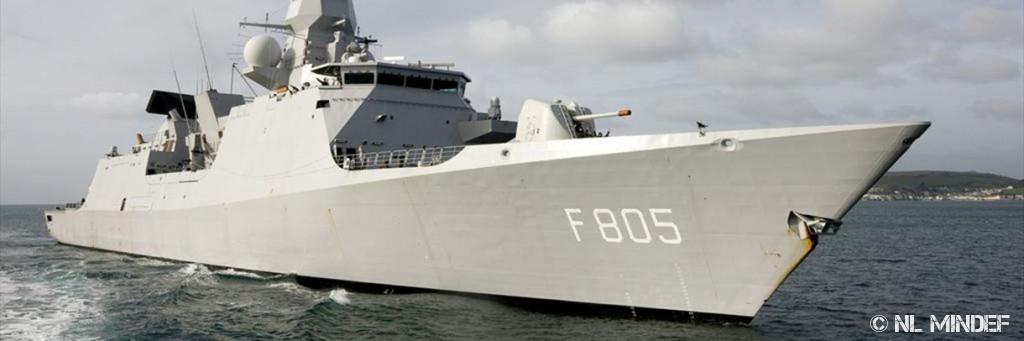 Photo HNLMS Evertsen (F 805)
