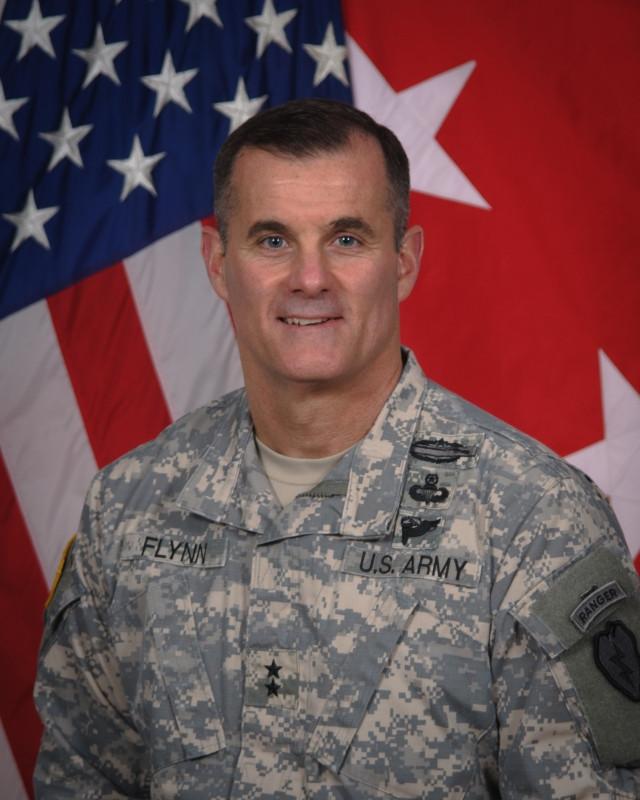 Portrait Charles A. Flynn