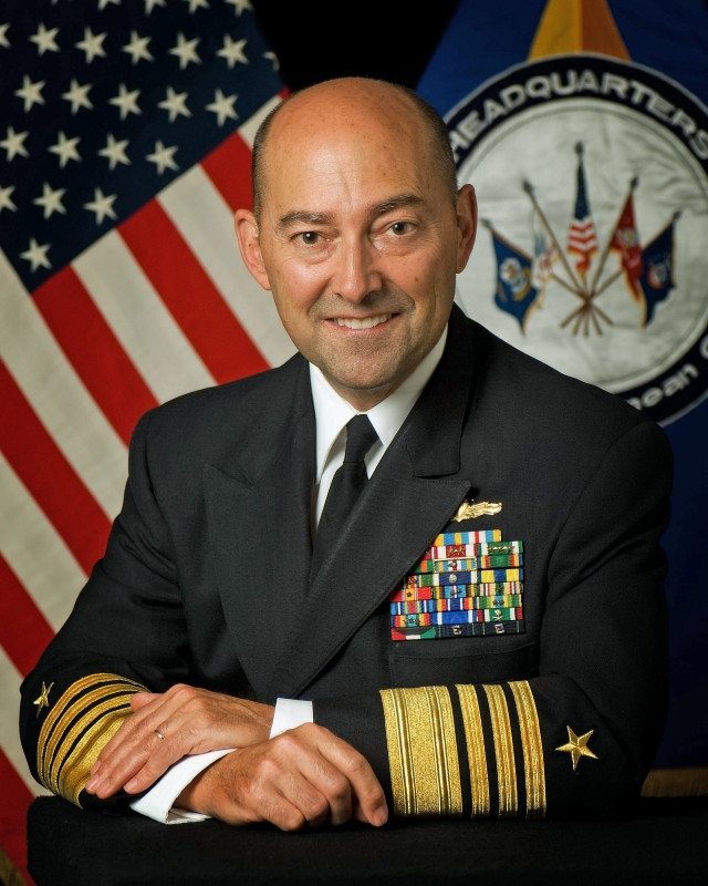 Portrait James Stavridis