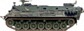Leopard 1 Bergingstank