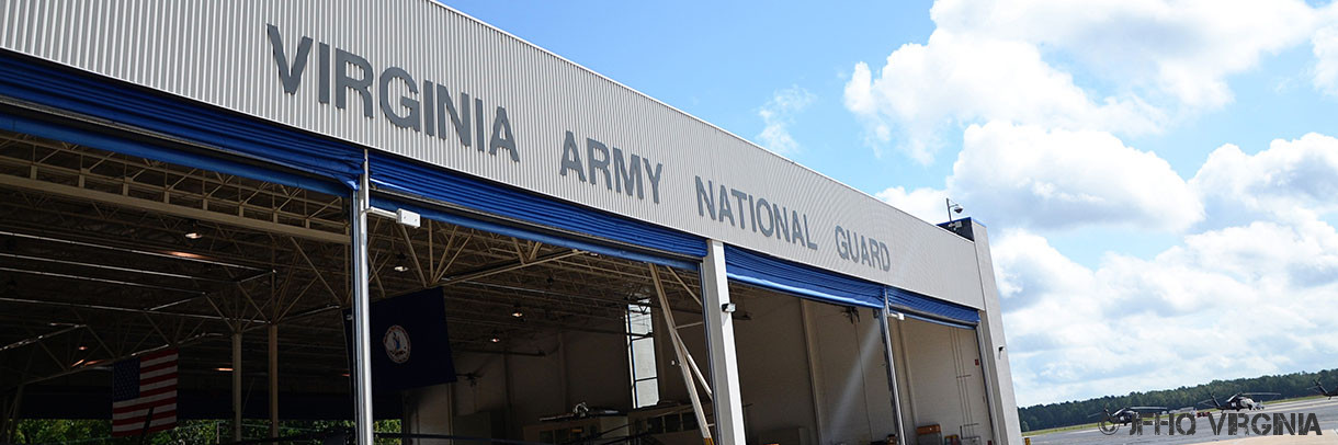 VA ARNG Army Aviation Support Facility | CurrentOps.com