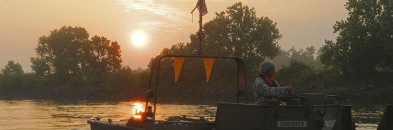 River Assault 2014
