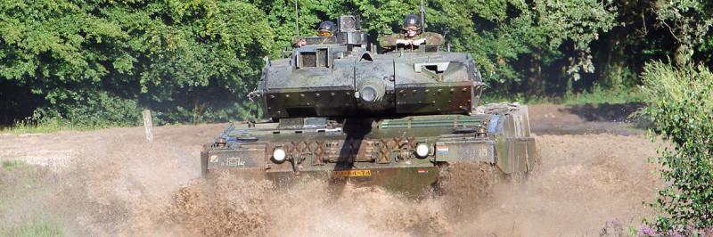 Leopard 2A6NL