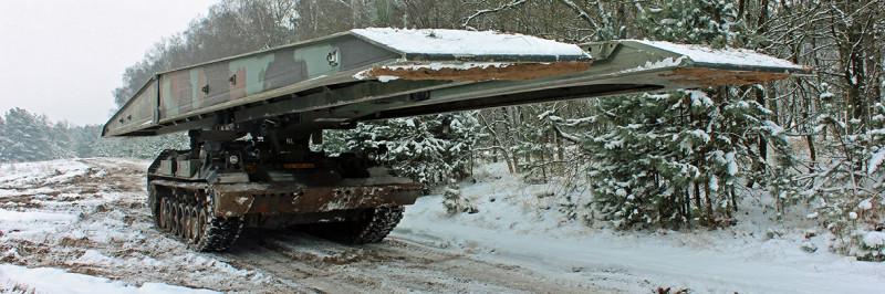Leopard 1 Bruggenlegger