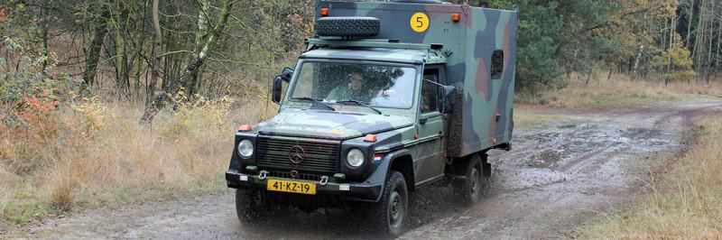 Mercedes-Benz 10 kN Lijnvoertuig