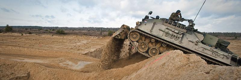 Armoured Ibex