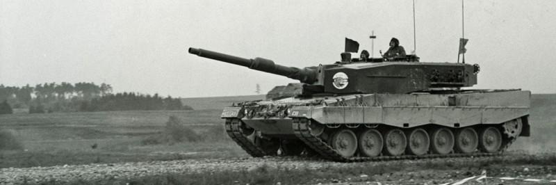 Leopard 2A4NL